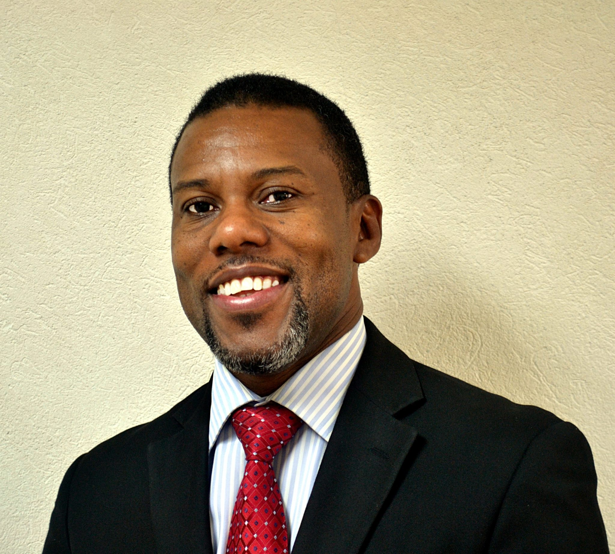 Mr Ronald Jackson, Executive Director of CDEMA